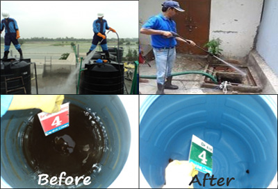 Water Tank Cleaning East Delhi