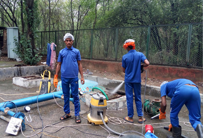Water Tank Cleaning South Delhi
