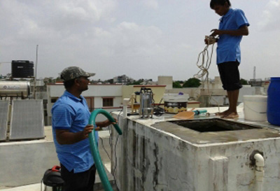 Water Tank Cleaning Noida
